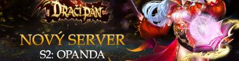 Nový server «S2: Opanda» je již otevřen!