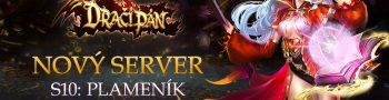 Nový server «S10: Plameník»