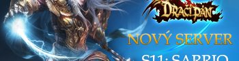 Nový server «S11: Sarrio»