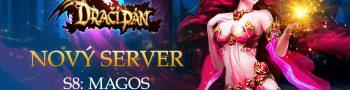 Nový server «S8: Magos»