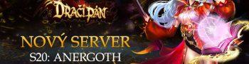Nový server «S20: Anergoth»