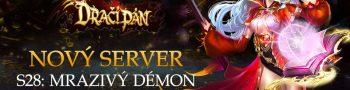 Nový server «S28: Mrazivý démon»