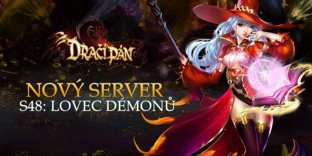 Nový server