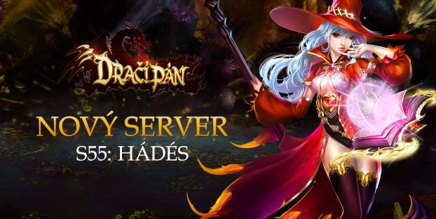 Nový server «S55: Hádés»