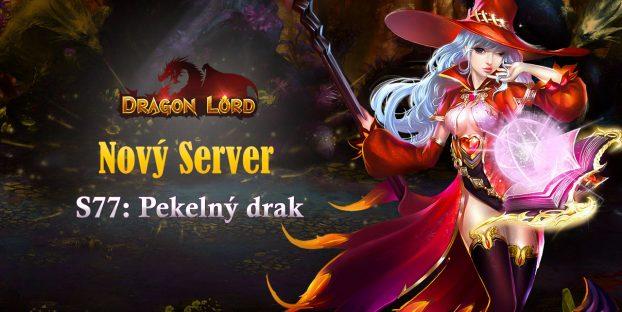 Nový server «S77: Pekelný drak»