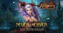 Neuer Server «S24: Asym Ödland»