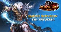 Nuevo servidor S35: Trifuerza