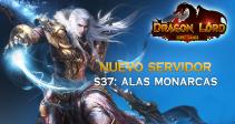 Nuevo servidor S37: Alas Monarcas