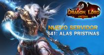 Nuevo servidor S41: Alas Pristinas
