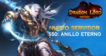 Nuevo servidor S50: Anillo Eterno