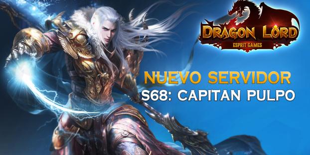 Nuevo servidor S68: Capitán Pulpo