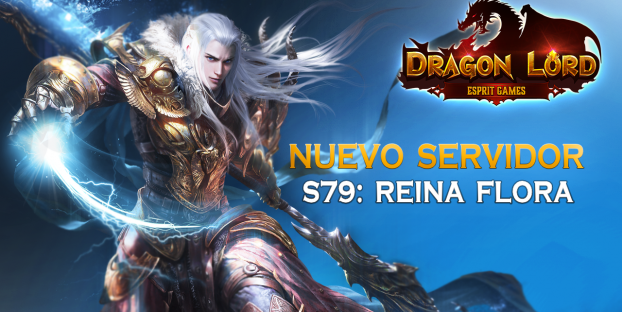 Nuevo servidor S79: Reina Flora