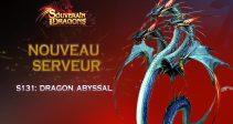 Nouveau serveur s131: Dragon Abyssal