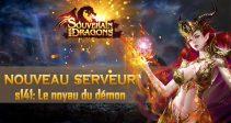 Nouveau serveur s141: Le noyau du démon