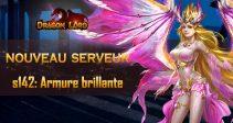 Nouveau serveur s142: Armure brillante