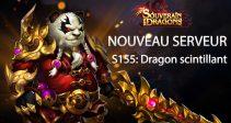 Nouveau serveur S155: Dragon scintillant