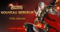Nouveau serveur S165: Jalousie