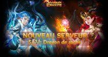 Nouveau serveur S171: Dragon de roche