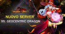 Nuovo server «S5: Geocentric Dragon»