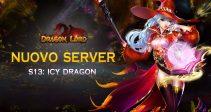 Il nuovo server «S13: Icy Dragon» è già aperto!