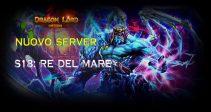 Il nuovo server «S18: Re del Mare»ti aspetta!