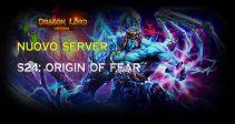 Il nuovo server «S24: Origin of Fear» ti aspetta!