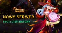 NOWY SERWER S101: CIEŃ NATURY