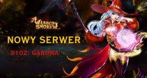 NOWY SERWER S102: GARONA