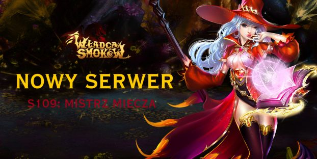 NOWY SERWER S109: MISTRZ MIECZA