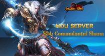 Serverul nou «S34: Comandantul Shana» vă așteaptă!