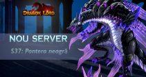 Serverul nou «S37: Pantera neagră» vă așteaptă!