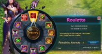 """Event """"Roulette"""" (08/15/2019)"""