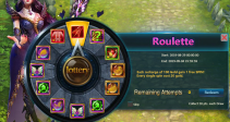 """Event """"Roulette"""""""