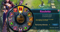 """Event """"Roulette"""" (08.01.2019)"""