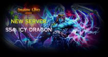 New server «S54: Icy Dragon»