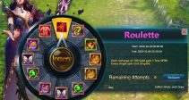 """Event """"Roulette"""" (10/29/2019)"""
