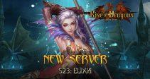 New server «S23: Elixia»