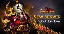 New server «S58: Evil Eye»
