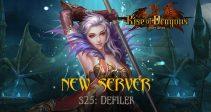 New server «S25: Defiler»