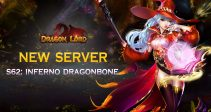 New server «S62: Inferno Dragonbone»