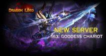 New server «S63: Goddess Chariot»