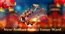 New Artifact Relic – Lunar Ward coming at Angel's Treasure