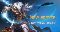 New server «S67: Titan Spark»