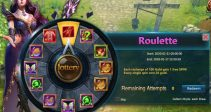 "Event ""Roulette"" (01/21/2020)"