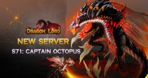 New server – S71: Captain Octopus