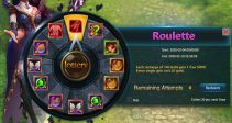 "Event ""Roulette"" (02/04/2020)"