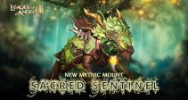 The New Mythic Mount – Sacred Sentinel has arrived
