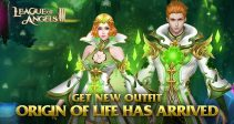 The Angel's Carnival is coming with New Outfit – Origin of Life