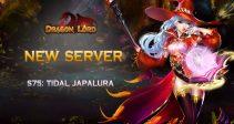 New server «S75: Tidal Japalura» is already open!