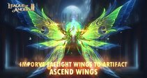 Ascend Wings to Celebrate the Everlasting Festival